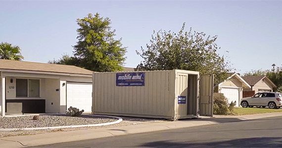 A Shipping Container is What Your Home & Garage Need