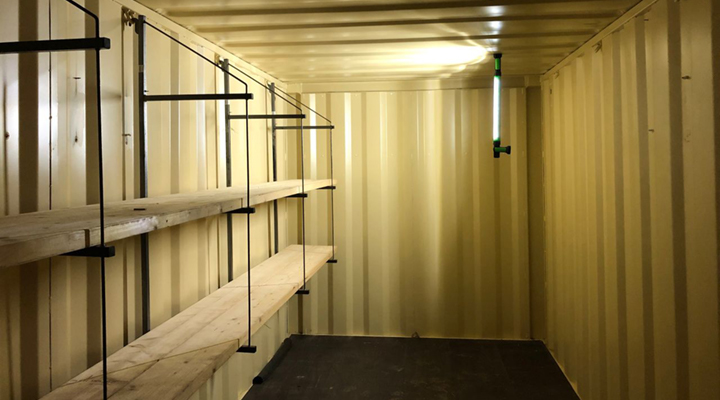 Custom Shipping Containers: One Unit, Endless Possibilities