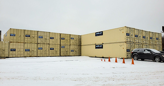 Four Myths About Portable Storage Units