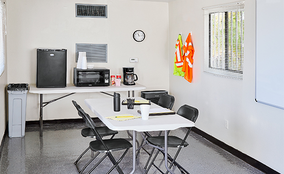 Conference Rooms for Ground-Level Offices